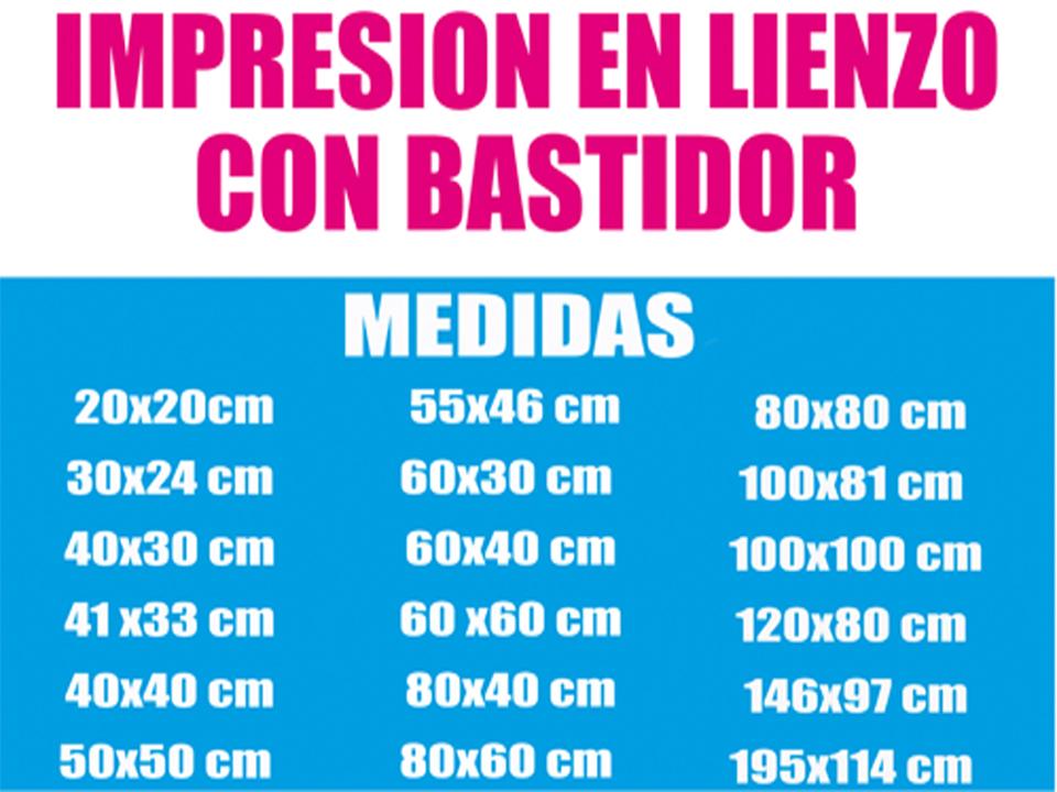 Tu Imprenta en Alcobendas y Madrid | Impresion en lienzo con ...