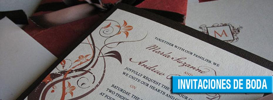 invitaciones boda madrid
