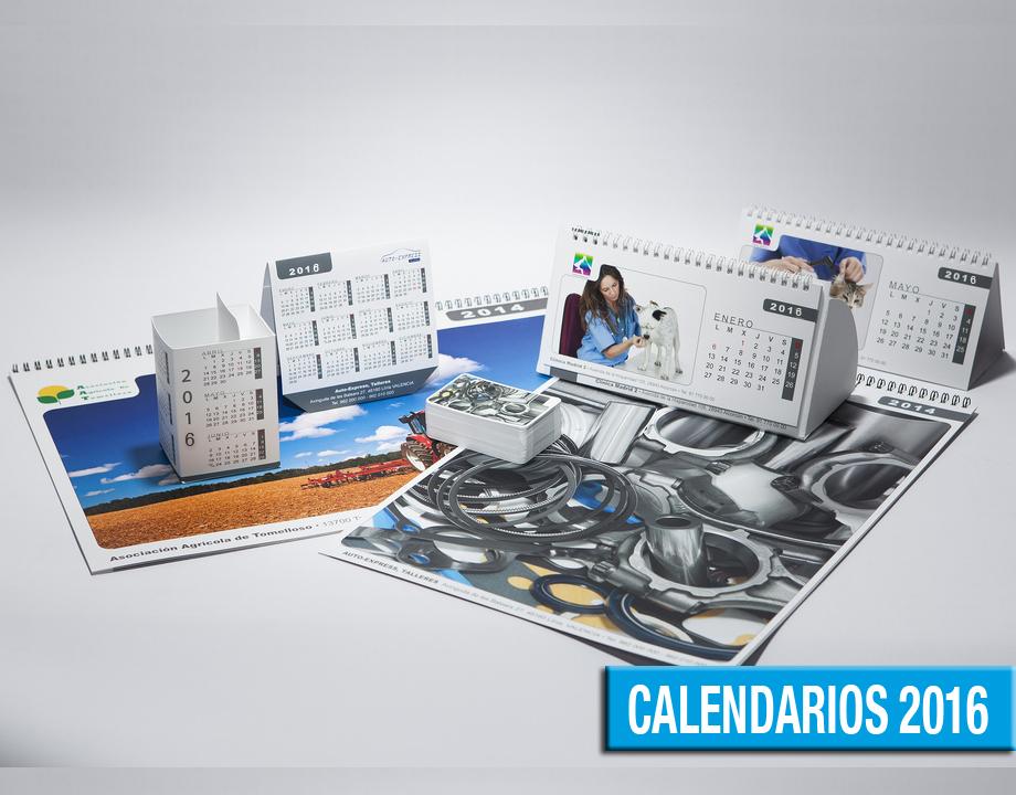 imprimir calendarios