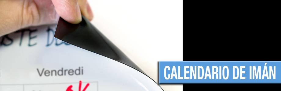 Calendario de Imán