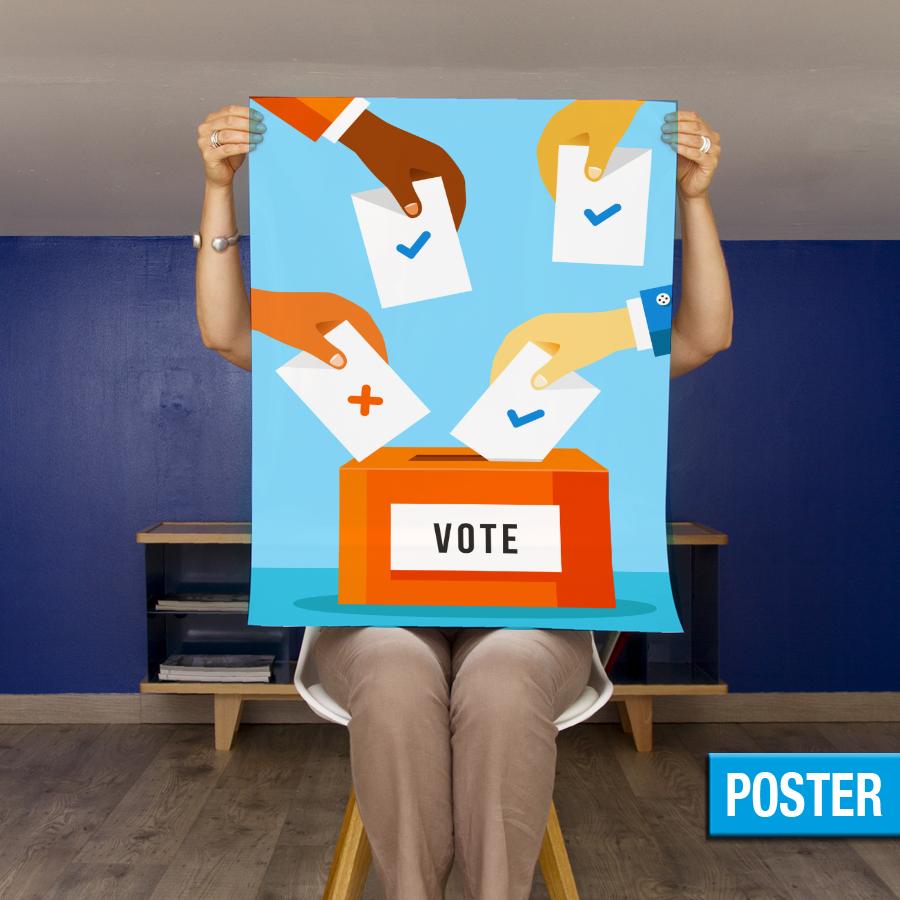 carteles para elecciones 2019