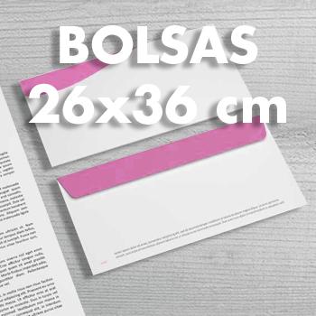 ab034c867 Bolsas 26x36 cm - Imprimir Sobres | Emelar Artes Gráficas