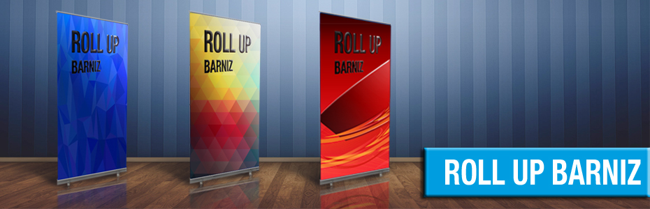Roll Up Barnizado
