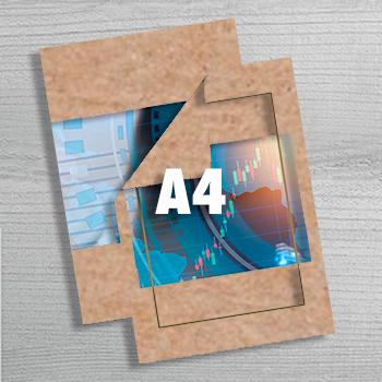 A4 PAPEL KRAFT