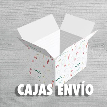 CAJAS ENVIO