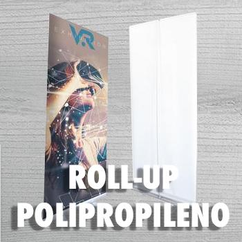 ROLL UP POLIPROPILENO