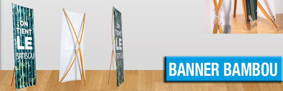 Banner Bambú