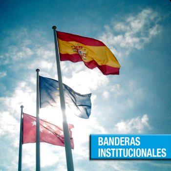BANDERAS INSTITUCIONALES