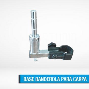 BASE BANDEROLA PARA CARPA