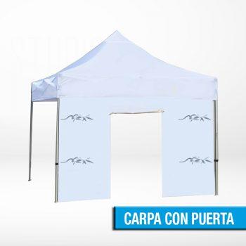 CARPA CON PUERTA