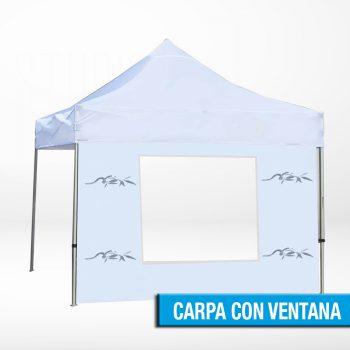 CARPAS CON VENTANA
