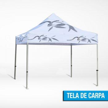 TELA DE CARPA, SIN ESTRUCTURA