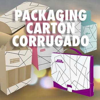 PACKAGING DE CARTON CORRUGADO